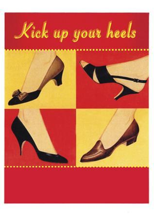 Kick Your Heels by Tim Wright