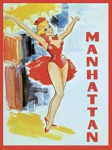 Manhattan by Tim Wright