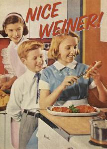 Nice Weiner by Tim Wright