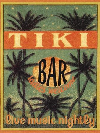 Tiki Bar by Tim Wright