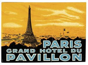 Travel Pavillon by Tim Wright
