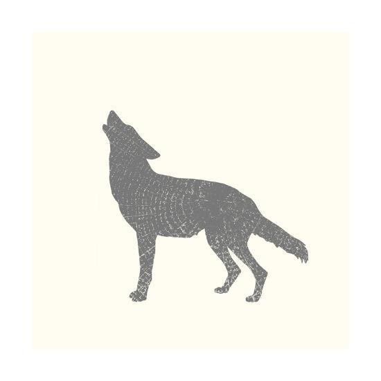 Timber Animals IV-Anna Hambly-Art Print