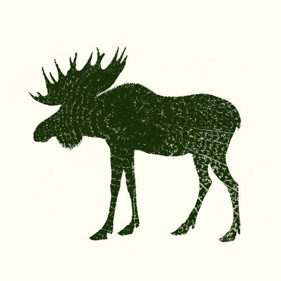 Timber Animals VI-Anna Hambly-Art Print