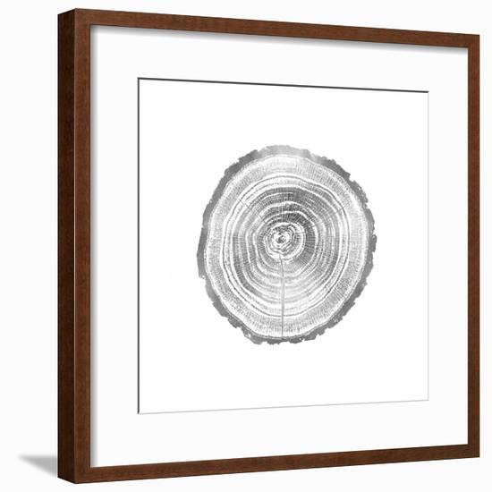 Timber Silver II-Danielle Carson-Framed Giclee Print