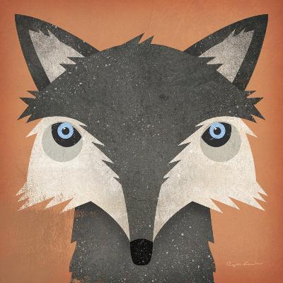 Timber Wolf-Ryan Fowler-Art Print