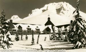 Timberline Lodge, Mt. Hood, Oregon