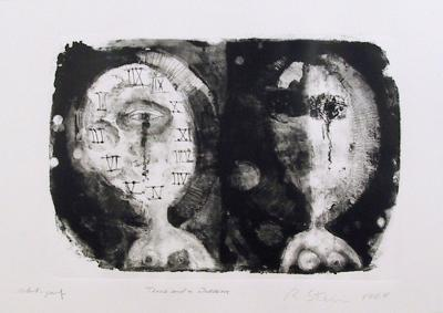 Time and a Dream-Ronald Jay Stein-Limited Edition