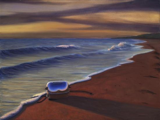 Time and Tide, 1999-David Arsenault-Giclee Print