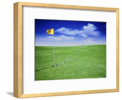 Time Elapsed Golf Shot