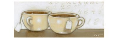 Time for Tea II-Norman Wyatt Jr^-Art Print