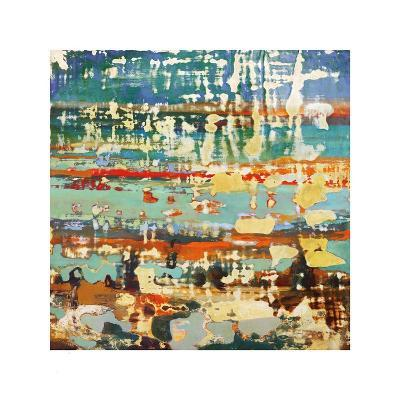 Time Machine-Judith D'Agostino-Giclee Print