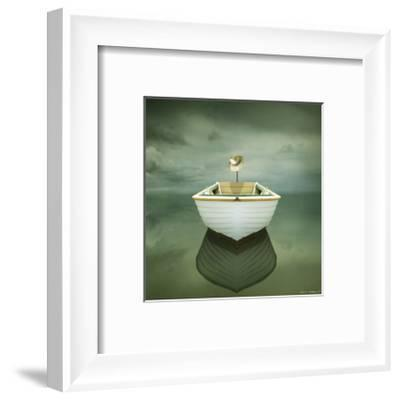 Time Out, no. 14-Carlos Casamayor-Framed Giclee Print