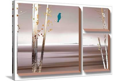 Time Passes-Marvin Pelkey-Stretched Canvas Print