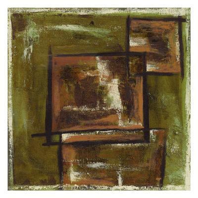 Time's a Square I-Maria Girardi-Art Print