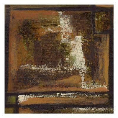 Time's a Square III-Maria Girardi-Art Print