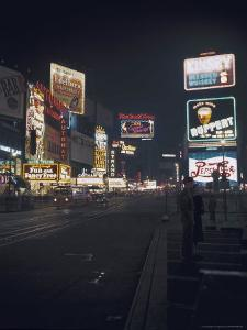 Time Square, New York, c.1946