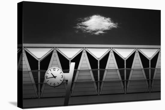 Time Stop-Dr^ Akira Takaue-Stretched Canvas Print