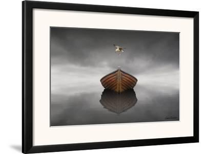 Time Stopped I-Carlos Casamayor-Framed Art Print