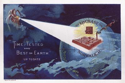 Time Tested and Best on Earth'--Giclee Print