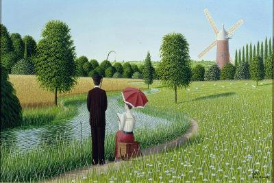Time Together, 1996-Peter Szumowski-Giclee Print