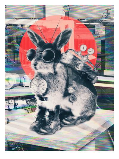 Time Traveller-Ali Gulec-Art Print