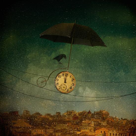Timekeeper-Svetlana Melik-Nubarova-Photographic Print