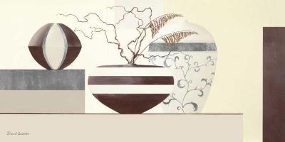 Timeless Twigs II-David Sedalia-Art Print