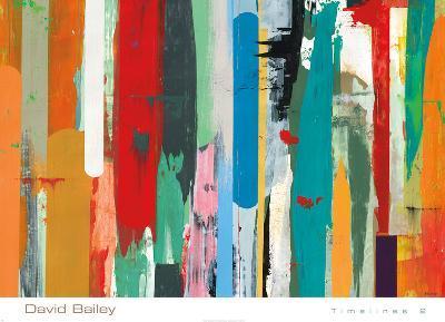 Timelines II-David Bailey-Art Print
