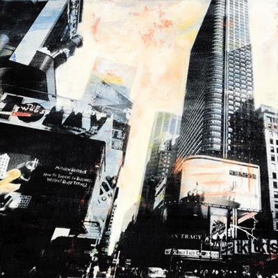 Times Square, New York-J^m^g^-Art Print