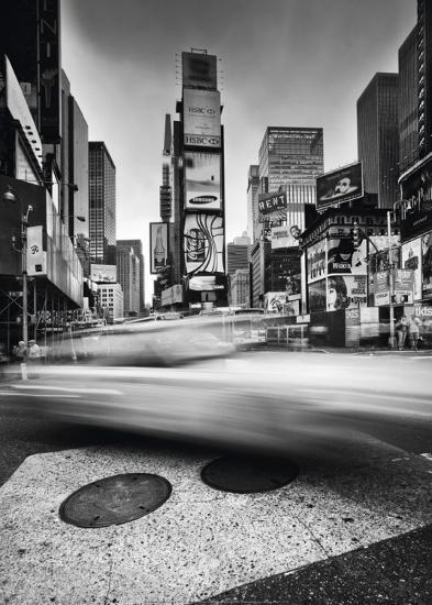 Times Square, NYC-Torsten Andreas Hoffmann-Art Print