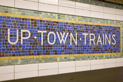 Times Square Subway Station--Photographic Print