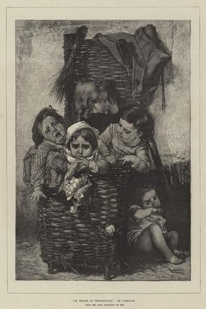 La Bagage De Croquemitaine, from the Paris Exhibition of 1874