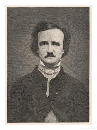 Edgar Allan Poe American Writer
