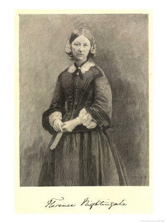 Florence Nightingale Nurse Hospital Reformer and Philanthropist
