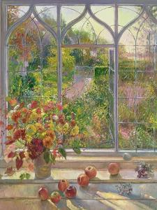Autumn Windows, 1993 by Timothy Easton
