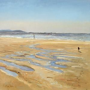 Beach Strollers by Timothy Easton