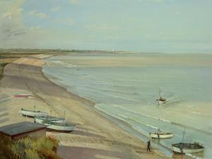 Bringing the Catch Ashore by Timothy Easton