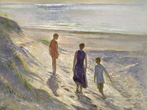 Down to the Sea, 1994 by Timothy Easton