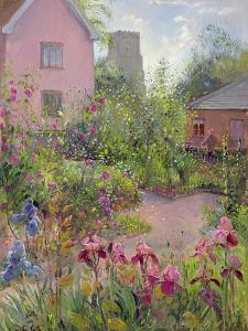 Herb Garden at Noon by Timothy Easton