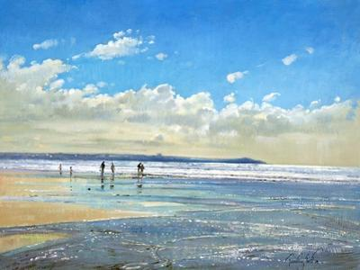 Paddling at the Edge by Timothy Easton
