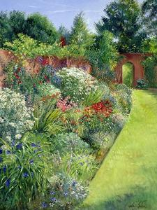 Path to the Secret Garden by Timothy Easton