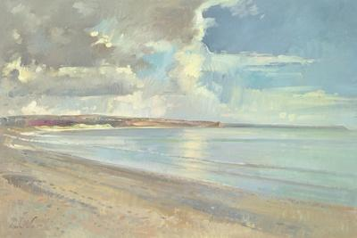 Reflected Clouds, Oxwich Beach, 2001