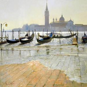 Venice at Dawn by Timothy Easton