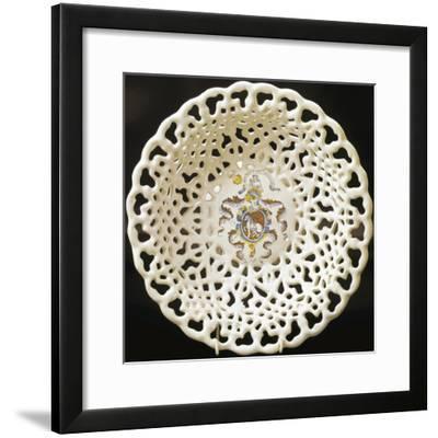 Tin Glazed or Bianco--Framed Photographic Print