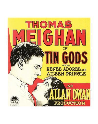 Tin Gods - 1926--Giclee Print