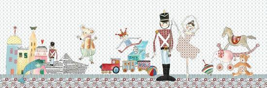 Tin Soldier - Full Composition-Effie Zafiropoulou-Giclee Print