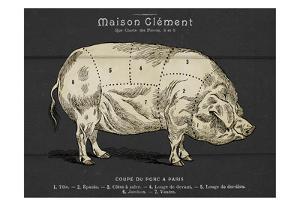 Coupe Du Porc by Tina Carlson
