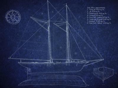 Ship Blueprint Ernestina