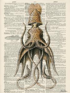 Squid 2 by Tina Carlson
