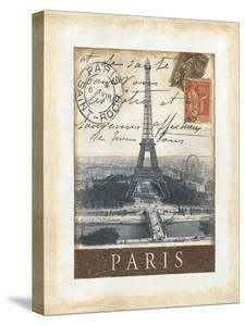 Destination Paris by Tina Chaden